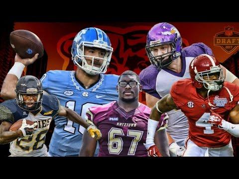 Chicago Bears 2017 Draft Class Highlights ᴴᴰ