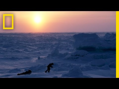 Børge Ousland: Breaking Records in the Arctic | Nat Geo Live