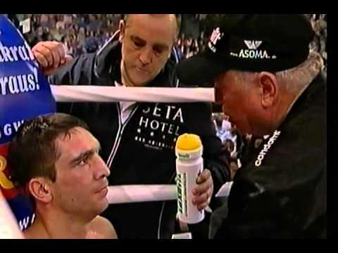 Vincenzo Imparato VS Markus Beyer Intercontinentale WBC Supermedi 27/04/2002