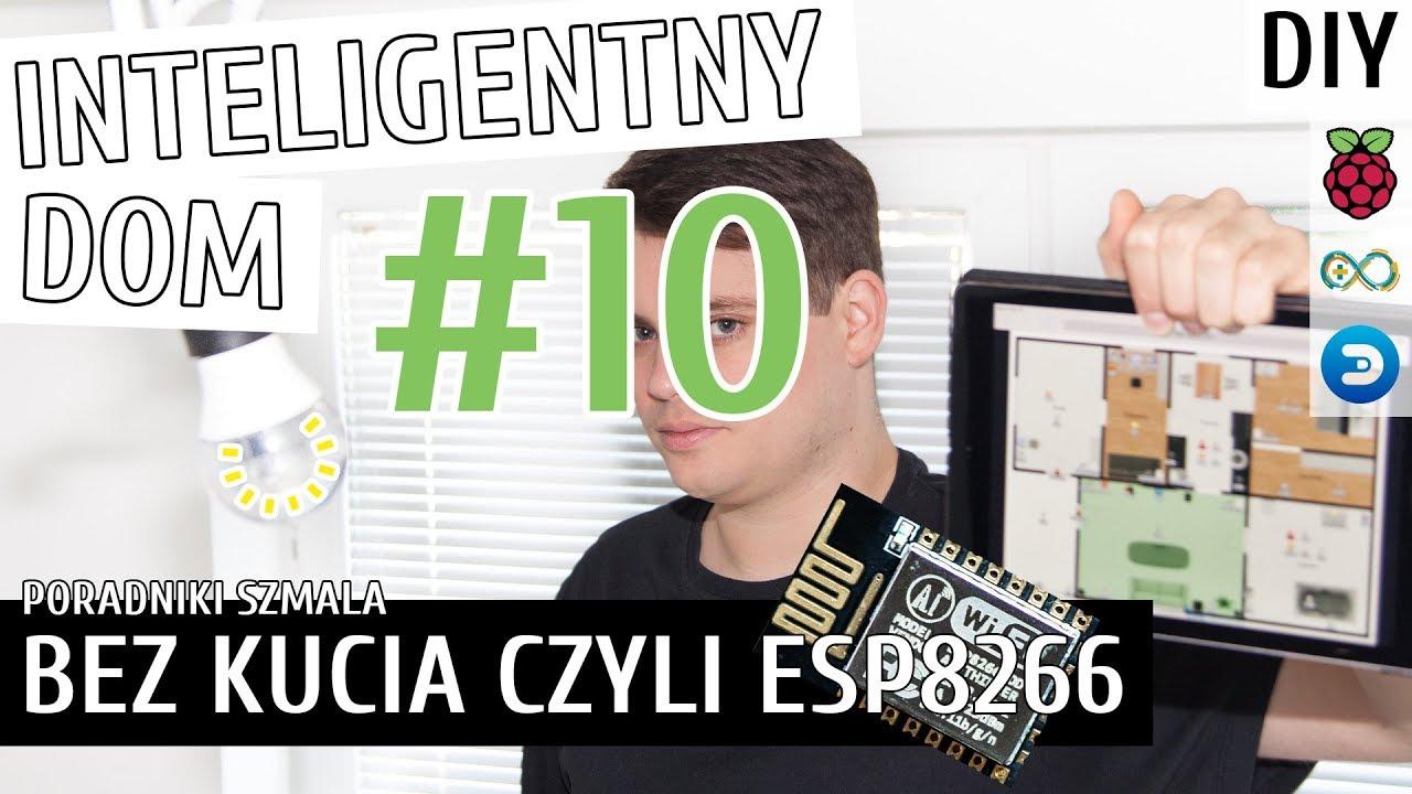 BEZPRZEWODOWE STEROWANIE OŚWIETLENIEM na ESP8266   Inteligentny Dom DIY #10