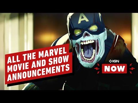 Every Marvel Announcement From Disney's Investors Call - IGN Now
