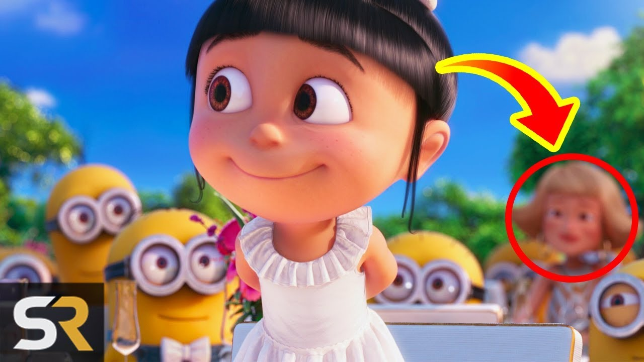 10 Easter Eggs And References You Missed In Despicable Me
