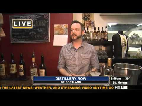 Eastside Distilling on Good Day Oregon the Perfect Martini