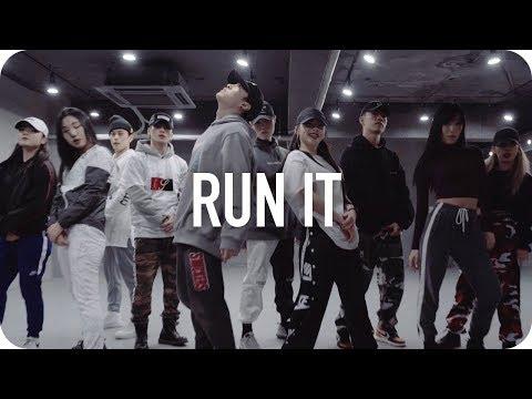 RUN IT - 박재범 Jay Park Ft. 우원재 & 제시 (Prod. By GRAY) / Sori Na X Junsun Yoo Choreography