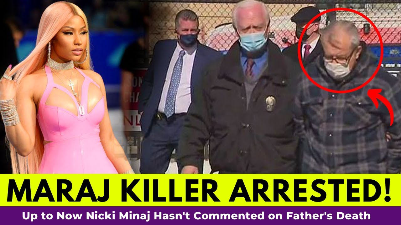 Nicki Minaj's father's death: Suspect arrested in hit-and-run case