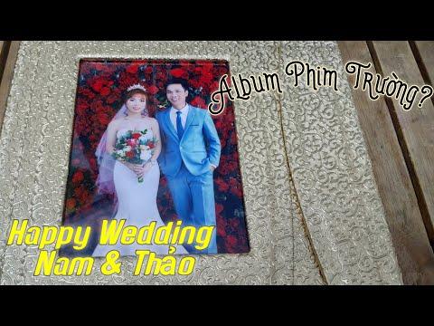 Ảnh cưới đẹp nhất Phim Trường 2020: Nam & Thảo