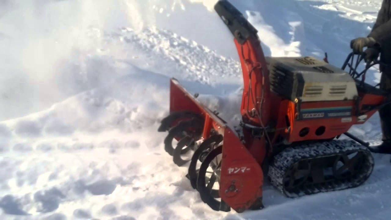 Снегоуборочные машины производства японии Снегоуборщики Шиловский район