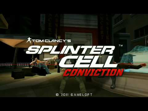 Splinter Cell Conviction  (offline)Gameloft| Download Updated One APK For All Android |Gameplay|
