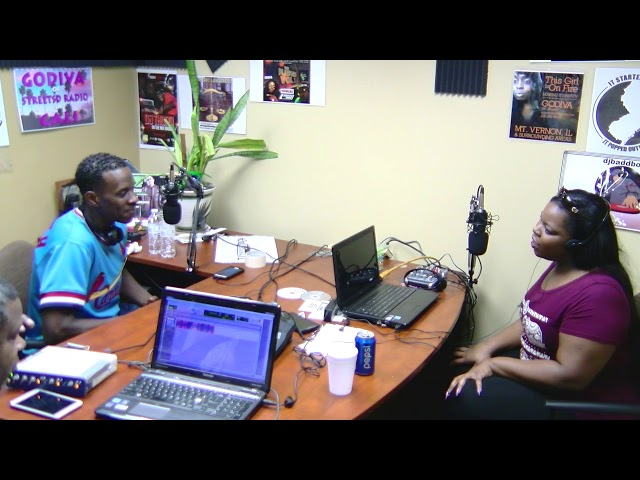 RAVEN SALVE' INTERVIEW with DJ Thoro OF 50/50