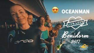 Как LIVE.LOVE участвовал в Чемпионате мира по плаванию на открытой воде Oceanman Benidorm 2017