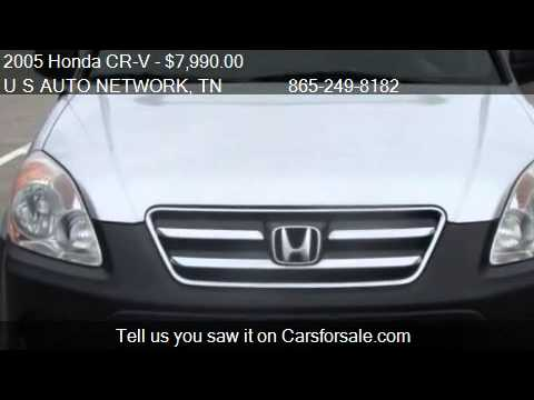 2005 Honda CR-V LX 4WD AT - for sale in KNOXVILLE, TN 37920