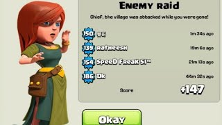Town Hall 8 Th8 Mega Troll Base 2019 | Th8 Trophy Push Base 2019- With Replay Proof | Clash of Clans