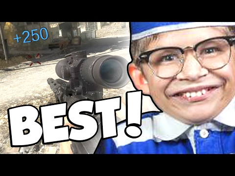 THE BEST COD PLAYER EVER!