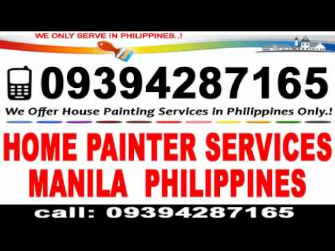 HOUSE PAINTING COST ESTIMATE PHILIPPINES call: 09394287165