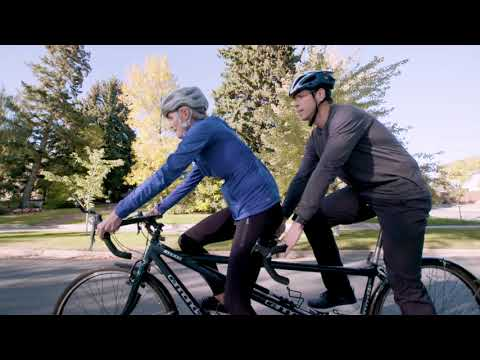 Julie and Lowell Taylor: Accessible Bike Ride
