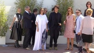Marion Cotillard, Charlotte Gainsbourg, Louis Garrel and more in Cannes
