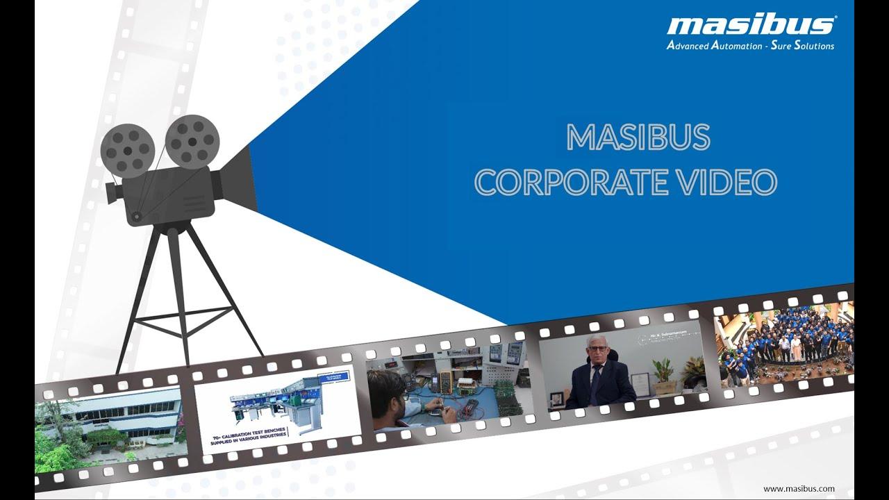 Industrial Automation Instrumentation Company Masibus India