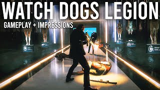 Watch Dogs Legion Gameplay and First Impressions