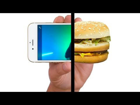 If McDonald's Advertised Like Apple