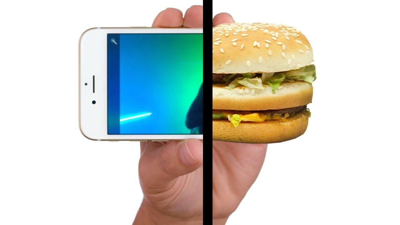 If McDonald's Advertised Like Apple - YouTube