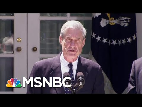 Robert Mueller Report Could Mirror Never-Seen Watergate Report | The Last Word | MSNBC