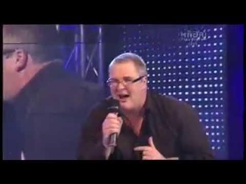 David Pomeroy Let Me Entertain You By Robbie Williams on Maori TV