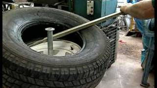 Manual Tyre Changer