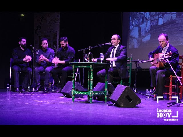 Vídeo: Estuvimos en la presentación del nuevo disco de Antonio Nieto
