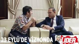 MHP'li Belediye Başkanı Hüseyin Sözlü Saftirikler Filminde Oynadı