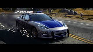 NFS: Hot Pursuit(2010): SCPD Event #24: Hot Pursuit: East Gorge Canyon: Run To The Hills