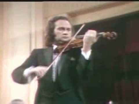 Aaron Rosand - Saint-Saens Violin Concerto No. 3 in B minor, Op. 61 (Excerpt)
