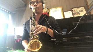 DyingSoul - Dream Theater [Saxophone Cover]