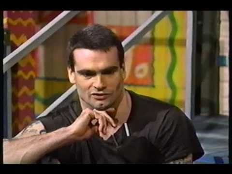 Henry Rollins Interview  120 minutes interview  part 4  Child hood