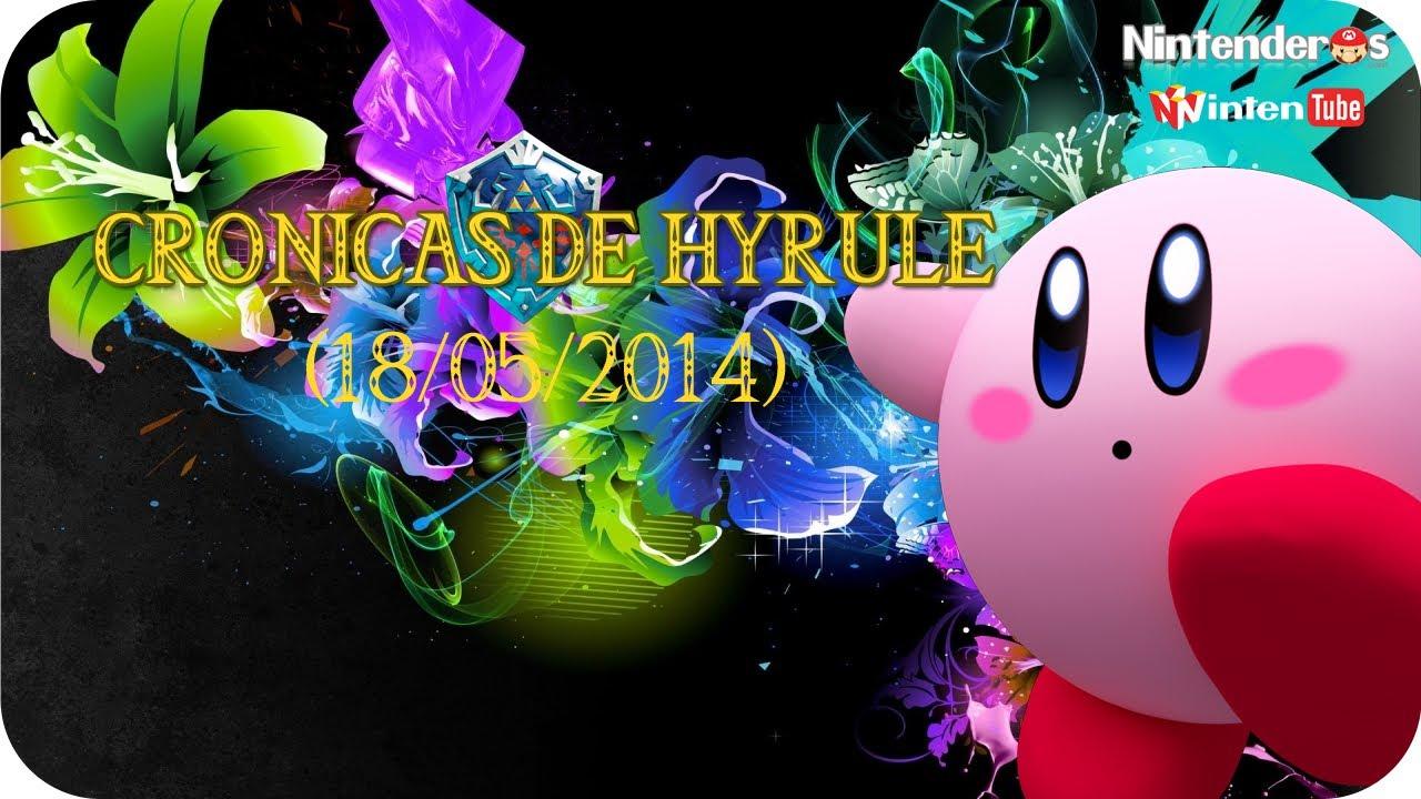 Crónicas de Hyrule (18/05/2014)