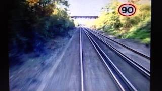 Dover Priory to Ashford (2 of 3) - British Rail crew training video