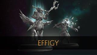 Dota 2 Effigy