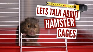 Lets Talk About Hamster Cages