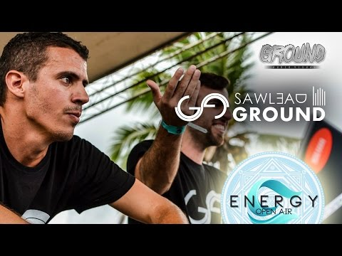 Sawlead Ground @ E-Energy Open Air | GROUND Audiovisual