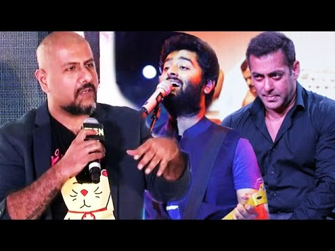 Arijit-Salman CONTROVERSY | Sultan Music Director Vishal Dadlani REACTS
