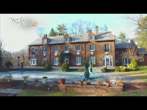 Living Large: Mansion Designed By Famous N.Y. Architect
