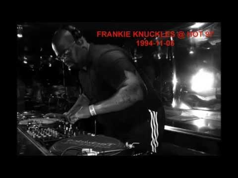 Frankie Knuckles @ HOT 97 1994 11 05