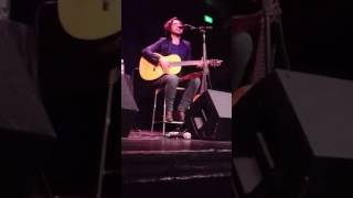 Jack Savoretti - When We Were Lovers (Acoustic) at Hoxton Hall London 21/2/17
