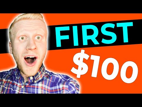 How to Make Money Online for Beginners (Your FIRST $100!)