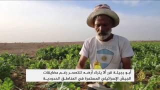 أبو رجيلة.. نموذج لصمود المزارع الفلسطيني بوجه الاحتلال