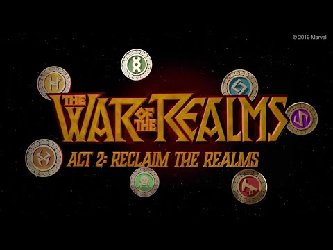 WAR OF THE REALMS Act 2 Teaser (feat. Run the Jewels)