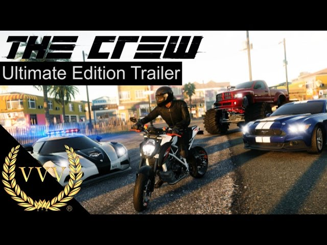 The Crew Ultimate Edition Trailer