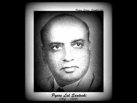 Teri Gali Mein Koi Deewaana - Sangeeta (1950) Lata, C Ram, PL Santoshi