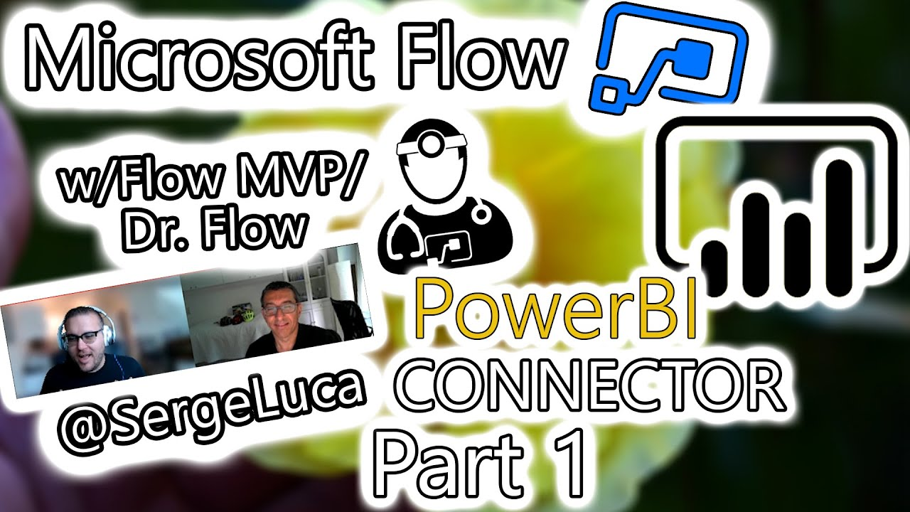 Beginner   Flow of the Week: Introduction to the Power BI Connector