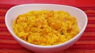 Butternut Squash Risotto: Recipe: How To Make: Easy! Diane Kometa-dishin' With Di  #117