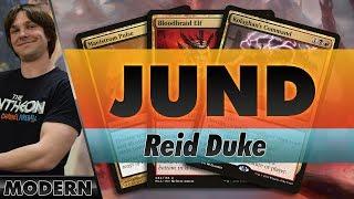 Jund - Modern   Channel Reid